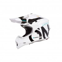 Casco Cross - Enduro- O'NEAL 2Series RL Helmet SLICK bianco/nero