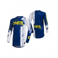 Off road- O'NEAL ELEMENT Jersey SHrosso blu