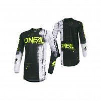 Off road- O'NEAL ELEMENT Jersey SHrosso nero