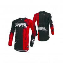 Off road- O'NEAL ELEMENT Jersey SHrosso rosso