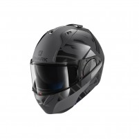 Casco Modulare- SHARK HELMETS EVO-ONE 2 LITHION DUAL Antracite-Nero