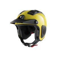 Casco Cross - Enduro- SHARK HELMETS ATV-DRAK Giallo
