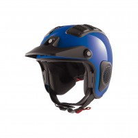 Casco Cross - Enduro- SHARK HELMETS ATV-DRAK Blu
