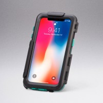 Elettronica- Midland CUSTODIA RIGIDA - Per iPhone X