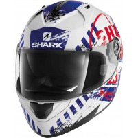 Casco Integrale, SHARK HELMETS RIDILL SKYD NERO-VERDE