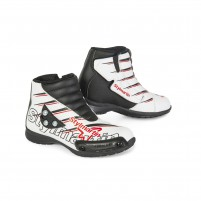 Scarpa Racing- STYLMARTIN SPEED JR S1 BIANCO