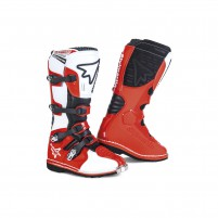 Stivale Off Road- STYLMARTIN GEAR MX ROSSO