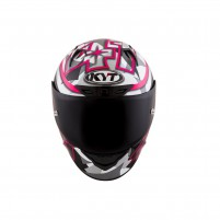Casco Integrale- KIT BY SUOMY CASCO KYT NX RACE ESPARGARO' REPLICA