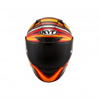 Casco Integrale- KIT BY SUOMY CASCO KYT NX RACE MOOD ROSSO FLUO