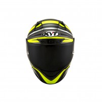 Casco Integrale- KIT BY SUOMY CASCO KYT NX RACE MOOD GIALLO FLUO