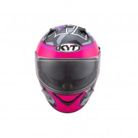 Casco Integrale- KIT BY SUOMY CASCO KYT NF-R ESPARGARO' REPLICA 2017 FUCSIA