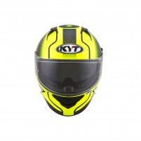 Casco Integrale- KIT BY SUOMY CASCO KYT NF-R HYPER FLUO GIALLO
