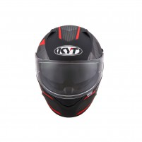 Casco Integrale- KIT BY SUOMY CASCO KYT NF-R LOGOS MATT ROSSO