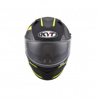 Casco Integrale- KIT BY SUOMY CASCO KYT NF-R LOGOS MATT GIALLO