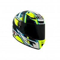 Casco Integrale- KIT BY SUOMY CASCO KYT KR-1 LIGHTNING