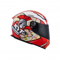 Casco Integrale- KIT BY SUOMY CASCO KYT KR-1 SIMONE CORSI REPLICA