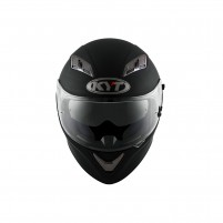 Casco Integrale- KIT BY SUOMY CASCO KYT FALCON 2 PLAIN MATT NERO