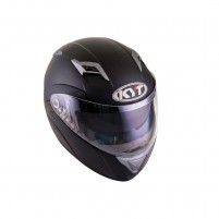 Casco Modulare- KIT BY SUOMY CASCO KYT CONVAIR PLAIN MATT NERO