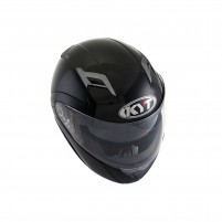 Casco Modulare- KIT BY SUOMY CASCO KYT CONVAIR PLAIN NERO