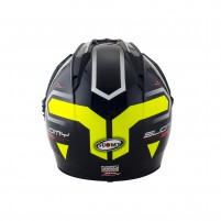 Casco Cross - Enduro- SUOMY CASCO MX TOURER ROAD GIALLO