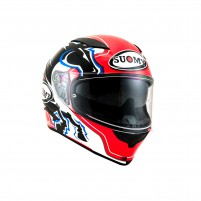 Casco Integrale- SUOMY CASCO SPEEDSTAR ZEROFOUR MATT