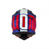 Casco Cross - Enduro- SUOMY CASCO MX SPEED MASTER MULTI COLOR
