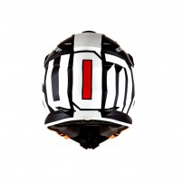 Casco Cross - Enduro- SUOMY CASCO MX SPEED MASTER NERO/BIANCO