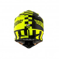 Casco Cross - Enduro- SUOMY CASCO MX SPEED FULL GAS GIALLO FLUO