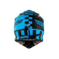 Casco Cross - Enduro- SUOMY CASCO MX SPEED FULL GAS CIANO BLU