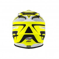 Casco Cross - Enduro- SUOMY CASCO RUMBLE SNAKE GIALLO