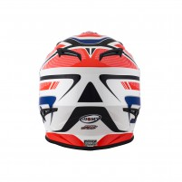 Casco Cross - Enduro- SUOMY CASCO RUMBLE SNAKE ROSSO
