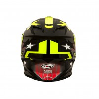 Casco Cross - Enduro- SUOMY CASCO RUMBLE FREEDOM GIALLO/ANTRACITE