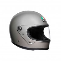 Casco Integrale- AGV X3000 MONO MATT LIGHT GRIGIO