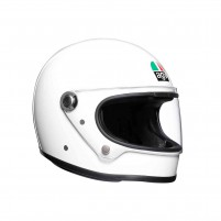 Casco Integrale- AGV X3000 MONOBIANCO