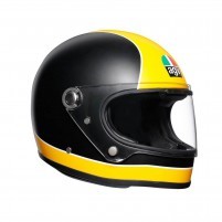 Casco Integrale- AGV X3000 MULTI SUPER AGV MATT NERO/GIALLO