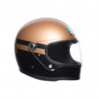Casco Integrale- AGV X3000 MULTI SUPERBA ORO/NERO