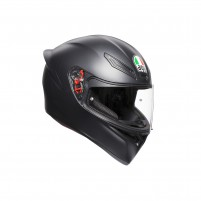 Casco Integrale- AGV K1 MONO MATT NERO