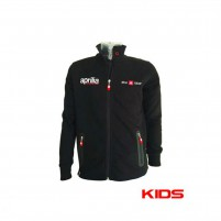 Felpa- Aprilia FELPA FULL ZIP KIDS APRILIA 17 LINEA TRAVEL