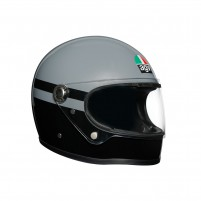 Casco Integrale, AGV X3000 MULTI SUPERBA GREY/BLACK