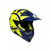 Casco Integrale, AGV AX-8 EVO TOP SOLELUNA 2019