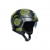 Casco Jet - Demi Jet, AGV ORBYT TOP DOC 46
