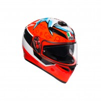Casco Integrale, AGV K3 SV MPLK MULTI ATTACK