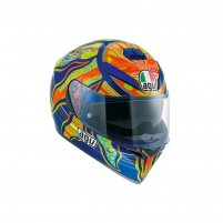 Casco Integrale, AGV K3 SV MPLK TOP 5 CONTINENTS