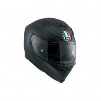 Casco Integrale, AGV K5 S MPLK MONO MATT BLACK