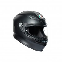 Casco Integrale, AGV K6 MPLK MONO MATT BLACK