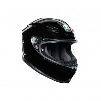Casco Integrale, AGV K6 MPLK MONO BLACK