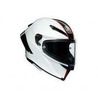 Casco Integrale, AGV PISTA GP RR MPLK MULTI SCUDERIA CARBON/WHITE/RED