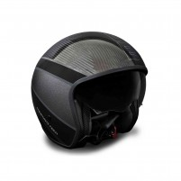 Casco Jet - Demi Jet, Momo Design RAPTOR CARBON