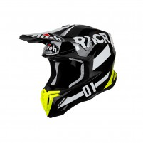 Casco Cross - Enduro, Airoh TWIST RACR LUCIDO