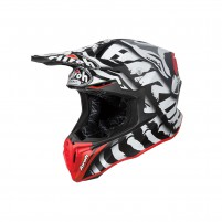 Casco Cross - Enduro, Airoh TWIST LEGEND NERO OPACO